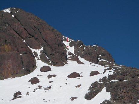 Paglia Orba, intégrale à ski