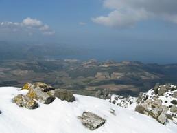 MONTE TERZA BATTAGLI (752 m)