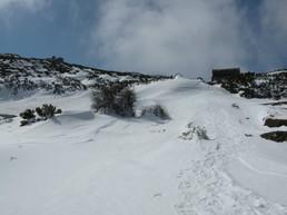 COL ST-JEAN (970 m) - VALLEE DE SISCO