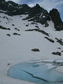 CINTU lac d'Argentu