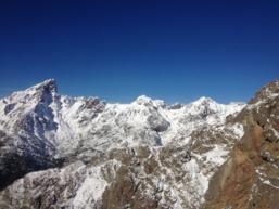 Conditions alpinisme en Corse