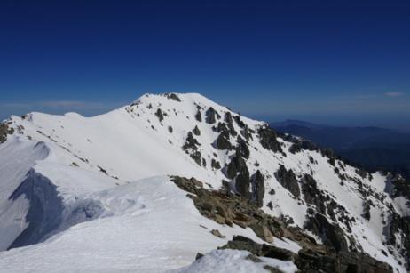 Entre Verghellu et Restonica