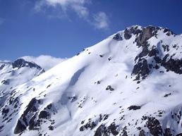 Punta Capannella (2250 m)