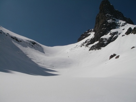 Col du vallon - Crucetta