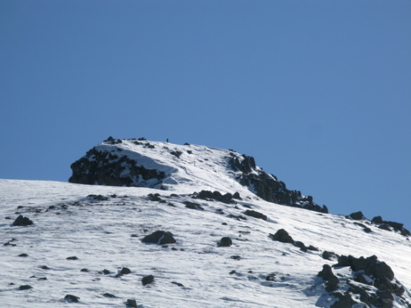 Ski Sauvage à PUNTA DI A CAPELLA