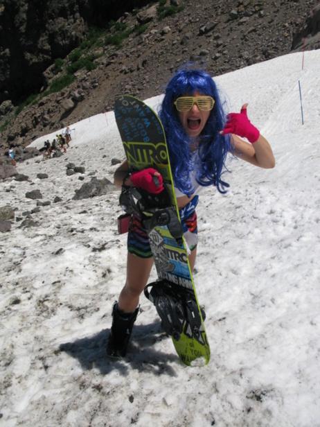 TRIMBULACCIU SNOW
