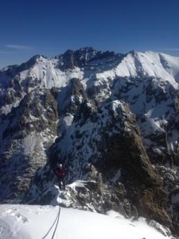 Prêt du sommet du Lombarducciu