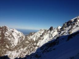 Bocca Culaghja-Muvrella et descente par bocca stagnu