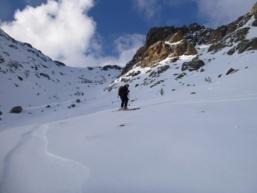Pagla Orba-Punta di Tula et descente par le vallon de pratelle