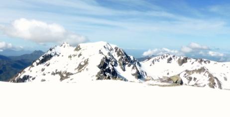 Punta alla Vetta ( Massif du RENOSU )