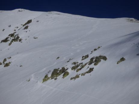 MANICCIA 2519 m